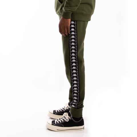 Authentic Bzaliw Green Africa Black Pant