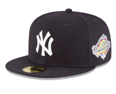 NEW YORK YANKEES 1996 WORLD SERIES WOOL 59FIFTY FITTED – Sammy s ... 109463cf6a76