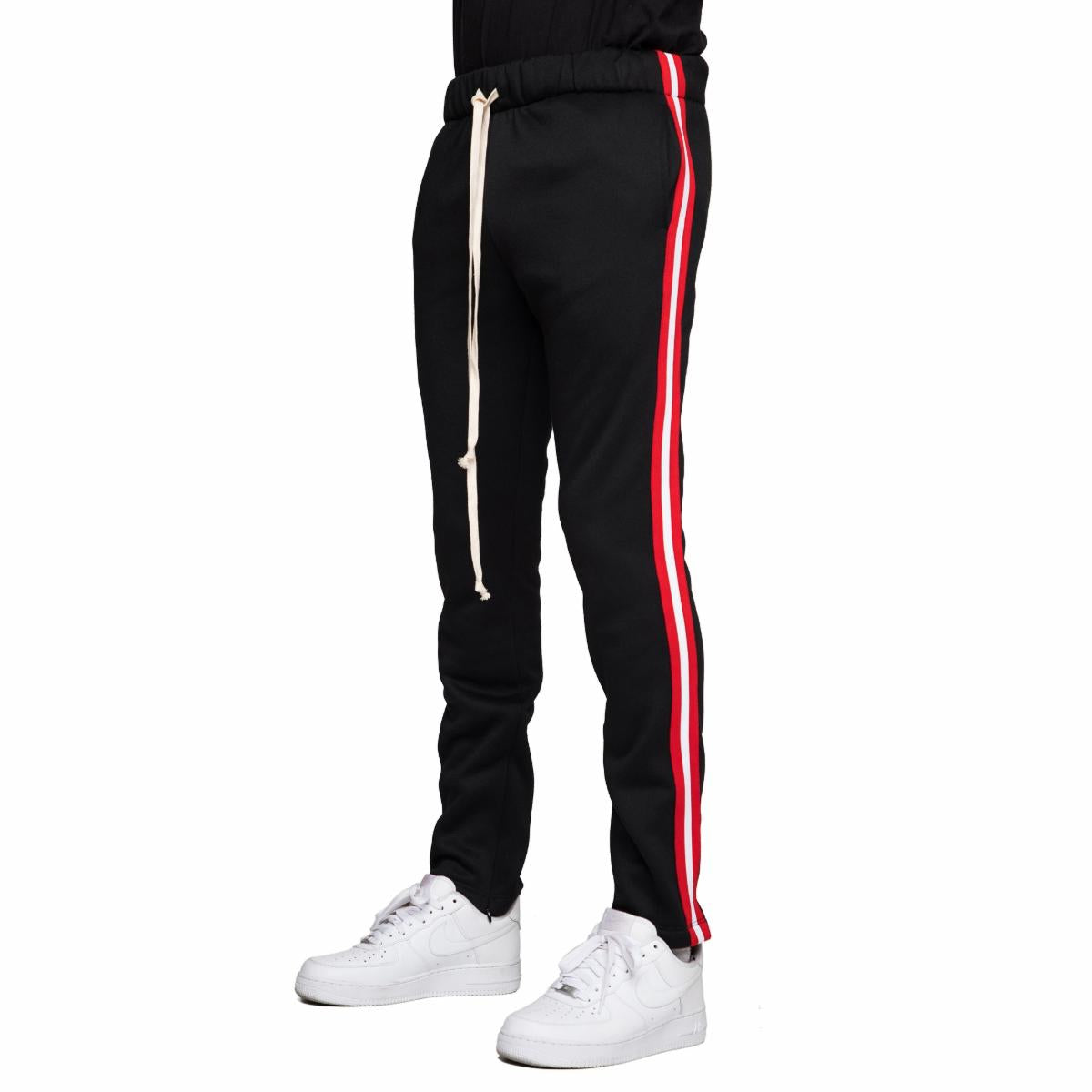 Fleece Taped Track Pants