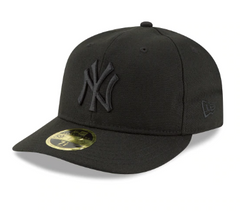 New York Yankees Fan Fit Retro Crown Black 59Fifty Fitted