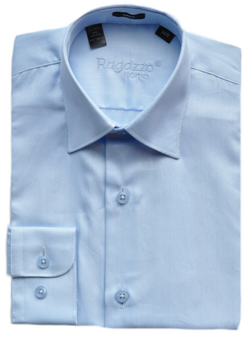 Boys Luchiano Visconti Shirt-SS4122