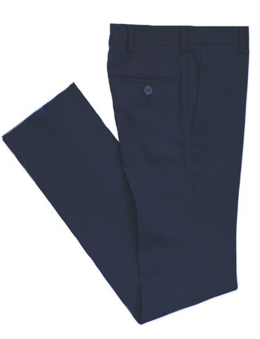Boy's Leo & Zachary Slim Fit Husky Dress Pant- HPLZH555NA