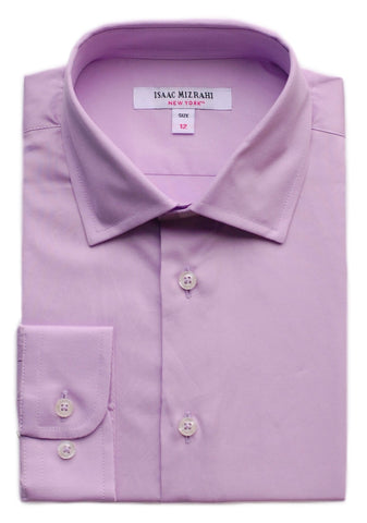 Junior Boy's Leo & Zachary Shirt- KS5742BU