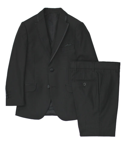 Junior Boy's Marc New York | Andrew Marc Suit- Slim Fit- KSMAW324BL