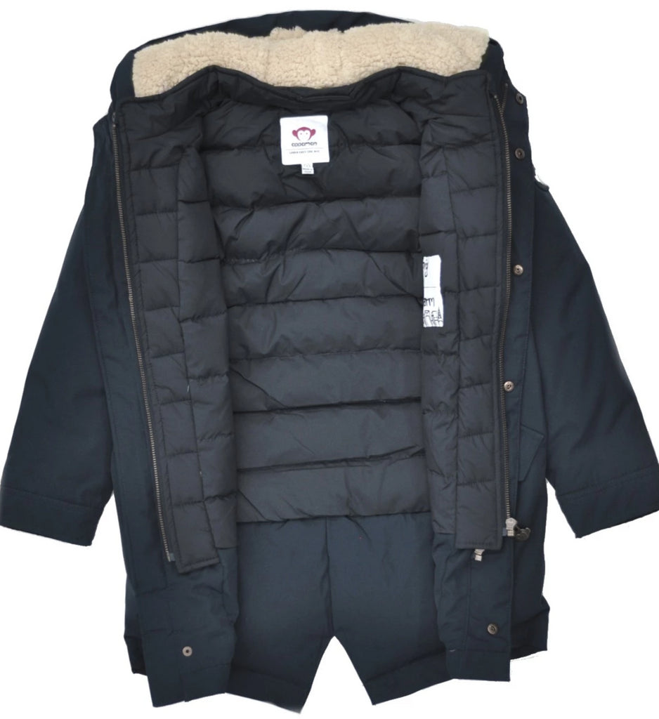 Boy's Appaman Down Parka-OU5HDCNA