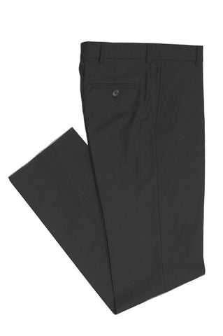 Boy's Dress Pant- Tallia- P05YSNA- Slim Fit Wool Blend