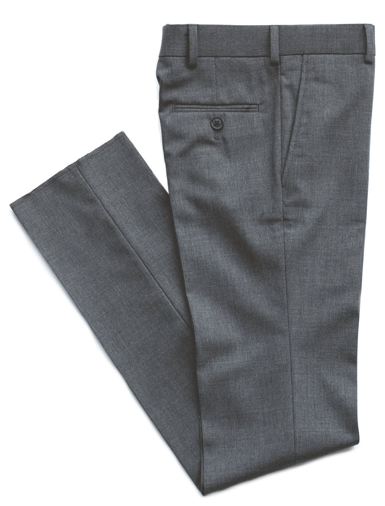Boy's Dress Pant- Tallia- P1USDG- Slim Fit