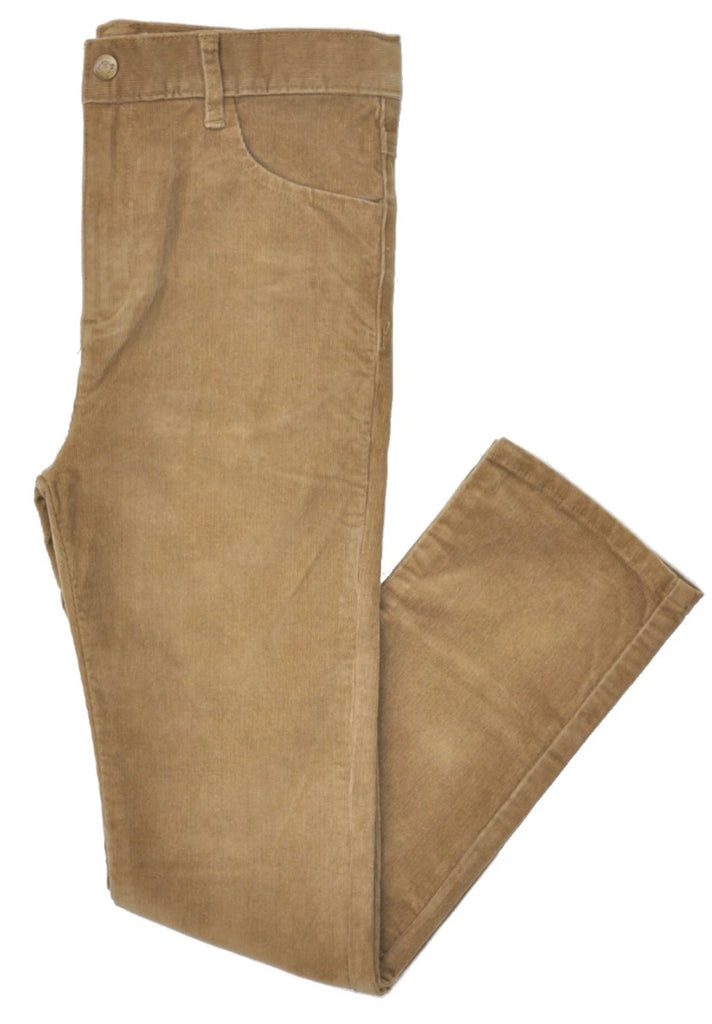 Junior Boys' Appaman Corduroy Pants- Slim Fit- KPCU3KCKH