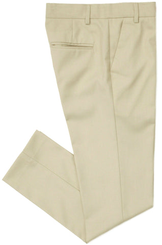 Boy's Leo & Zachary Slim Fit Husky Dress Pant- HPLZH555DG