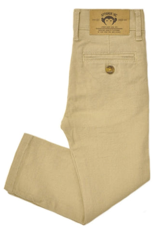 Boys' Appaman Corduroy Pants- Slim Fit- PCU3KCNA