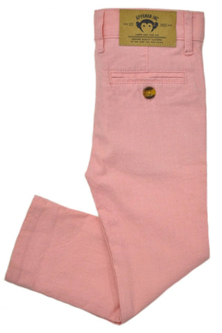 Boy's Leo & Zachary Slim Fit Dress Pants- PLZ508BE