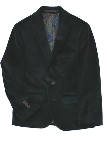 Boy's Appaman Velvet Jacket-Slim Fit- RJS8BLAGE