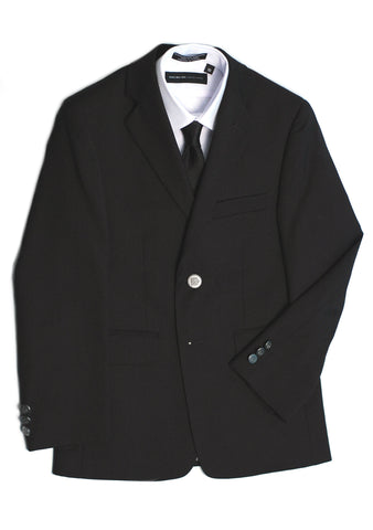 Boy's Leo & Zachary Jacket- Slim Fit- RJBLZ811SI