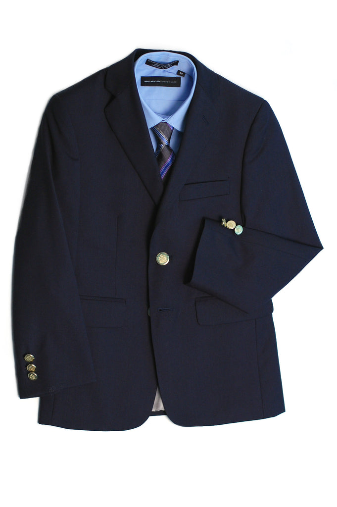 Boys Blazer- Marc New York | Andrew Marc- Husky- HJMQWNA