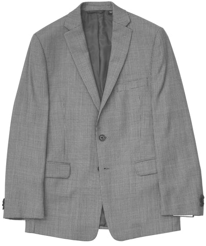 Boy's Isaac Mizrahi Sports Jacket-Check-RJ8187CH