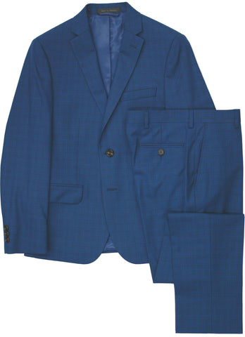 Boy's Isaac Mizrahi 3-Piece Suit- Slim Fit-RS3045BK