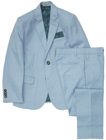 Boy's Appaman Suit- Slim Fit- RSS8SU4BL