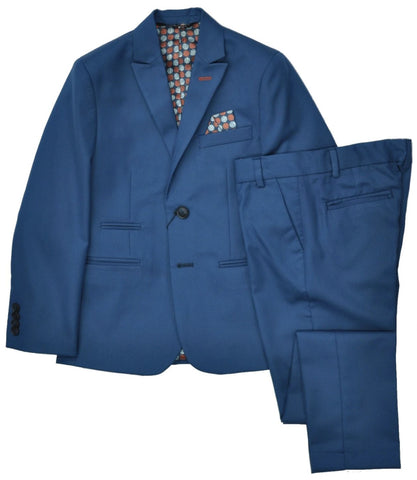 Boy's Marc New York | Andrew Marc Suit- RSMAW510BL