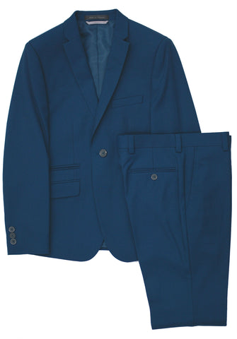 Junior Boy's Leo & Zachary Suit- Slim Fit- KSBLZ839NA
