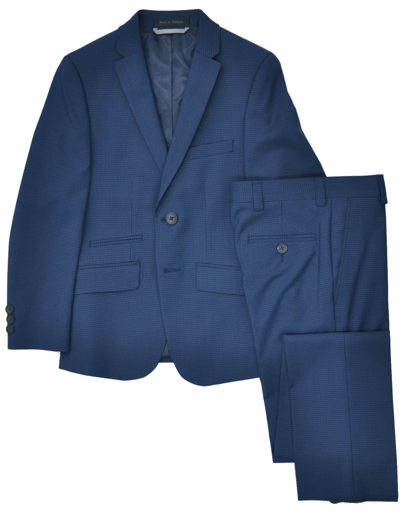 Boy's Marc New York | Andrew Marc Suit-HSMAW510CH