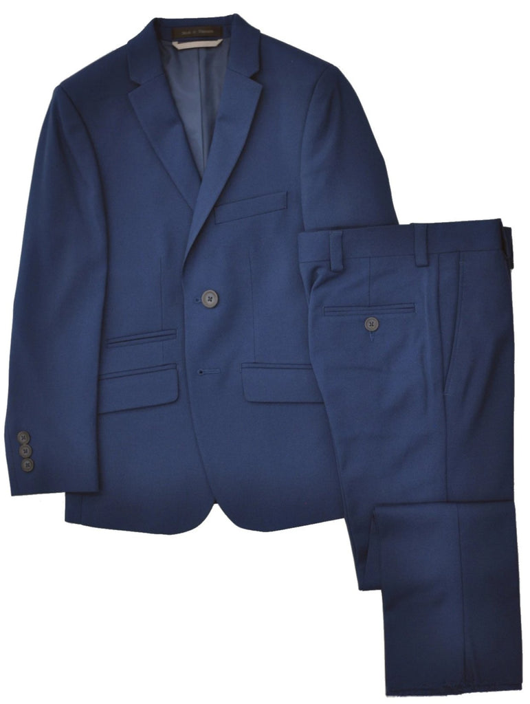 Boys' Marc New York | Andrew Marc Suit- Husky- HSMAW575