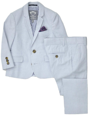 Boys' Leo & Zachary Suit- RSBLZ875BL