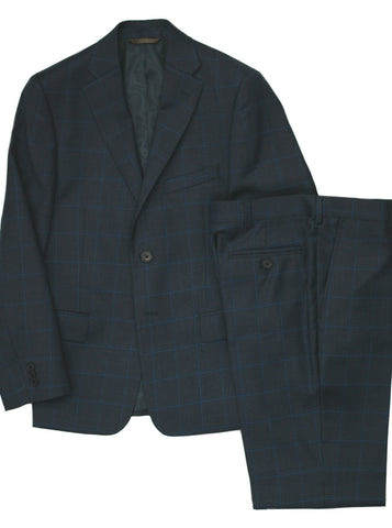 Boy's American Exchange New York 3-Piece Tux- RS2062BL