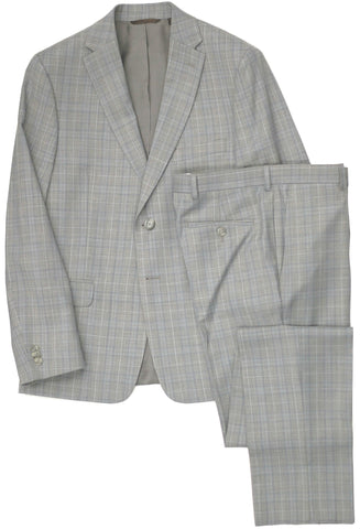 Boy's Isaac Mizrahi Suit- Husky- HSST2007CO