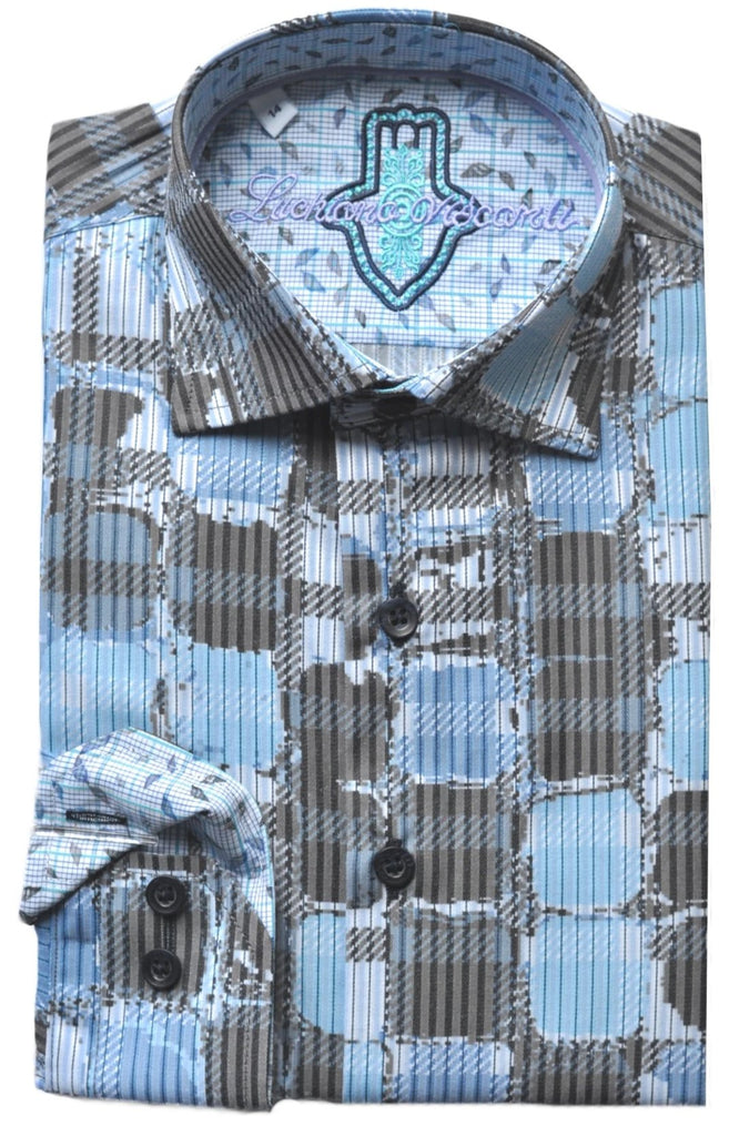 Boy's Luchiano Visconti Shirt- SS42107