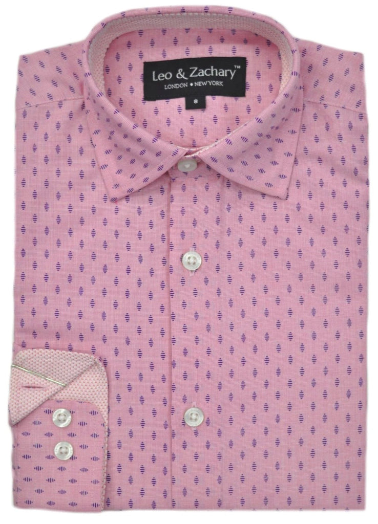 Boys' Leo & Zachary Shirt- SS5766PK