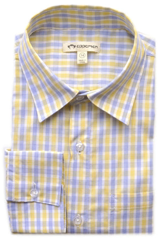 Boys' Leo & Zachary Shirt- SS5767PU