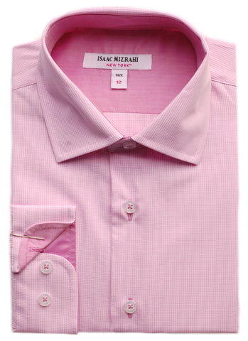 Junior Boy's Isaac Mizrahi Shirt- KS9510PT