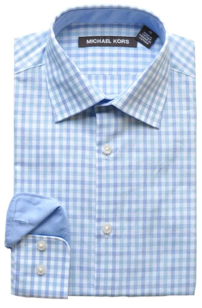 Boys' Michael Kors Shirt- SSSYZ344