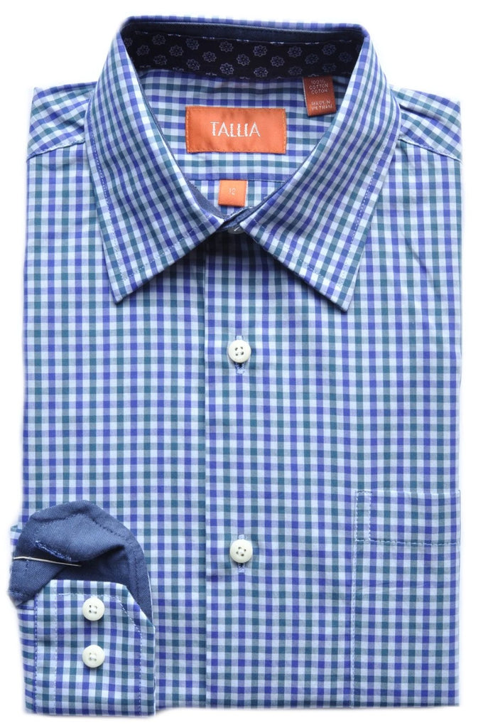 Boys' Tallia Shirt- SSTB1012