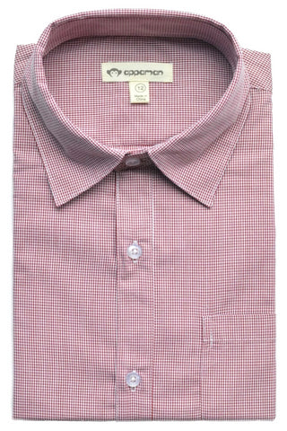 Boy's Michael Kors Shirt- SSSYZ295BK