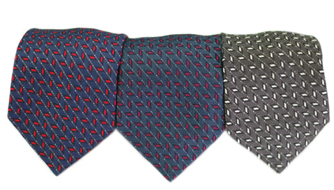 Boy's Silk Ties- T210