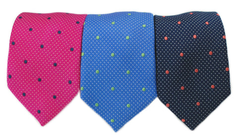 Boy's Silk Ties- T207