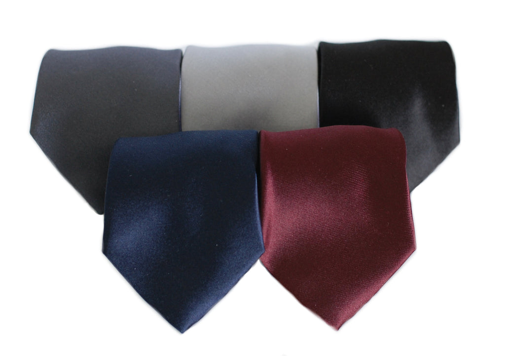 Boys Silk Ties- TBASIC