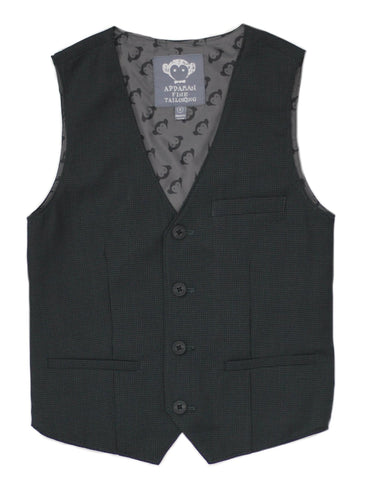 Boy's Appaman Vest- VS8TVNA