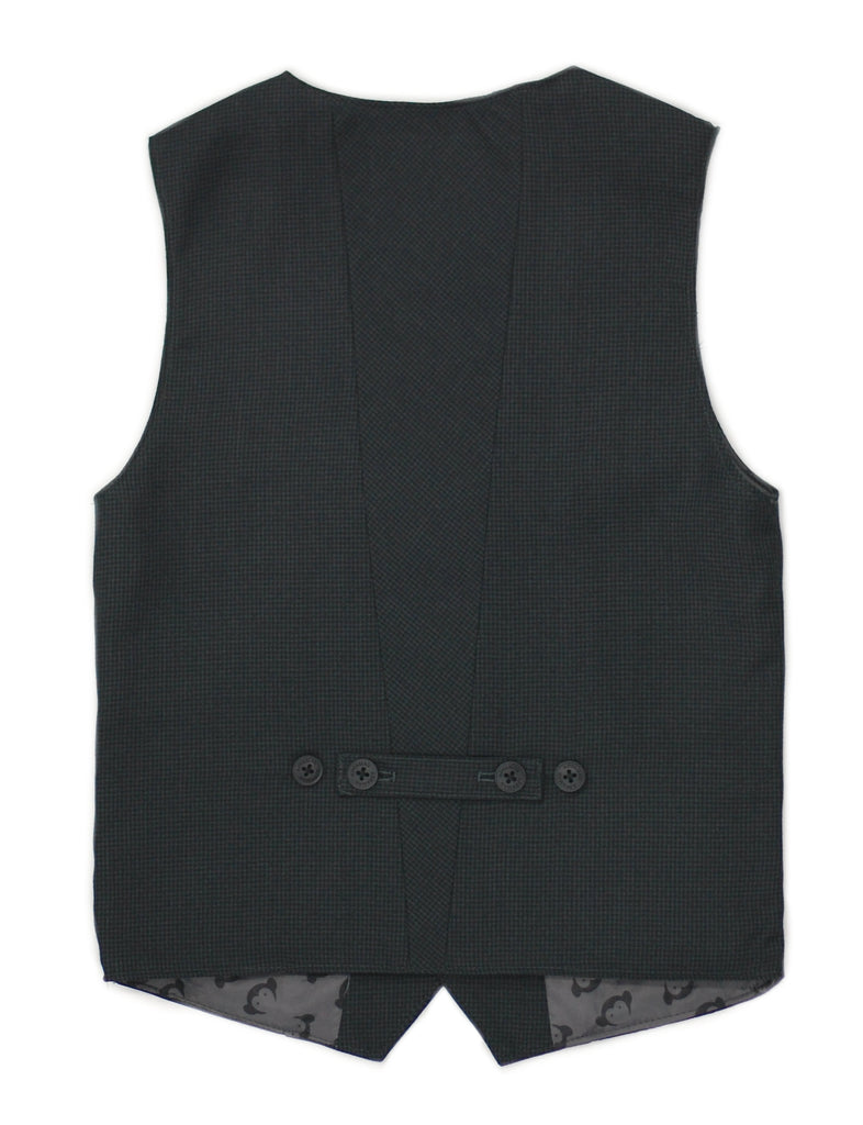 Boy's Appaman Vest- VS8TV2DG