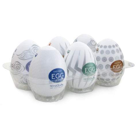 Tenga Easy Beat Egg Hard Boiled Package - La Petite Mort - 1