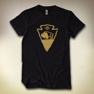 Oklahoma Arrowhead Graphic Tee
