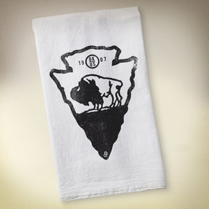 Arrowhead Dish Towel