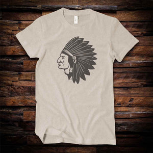 indian chief t shirt