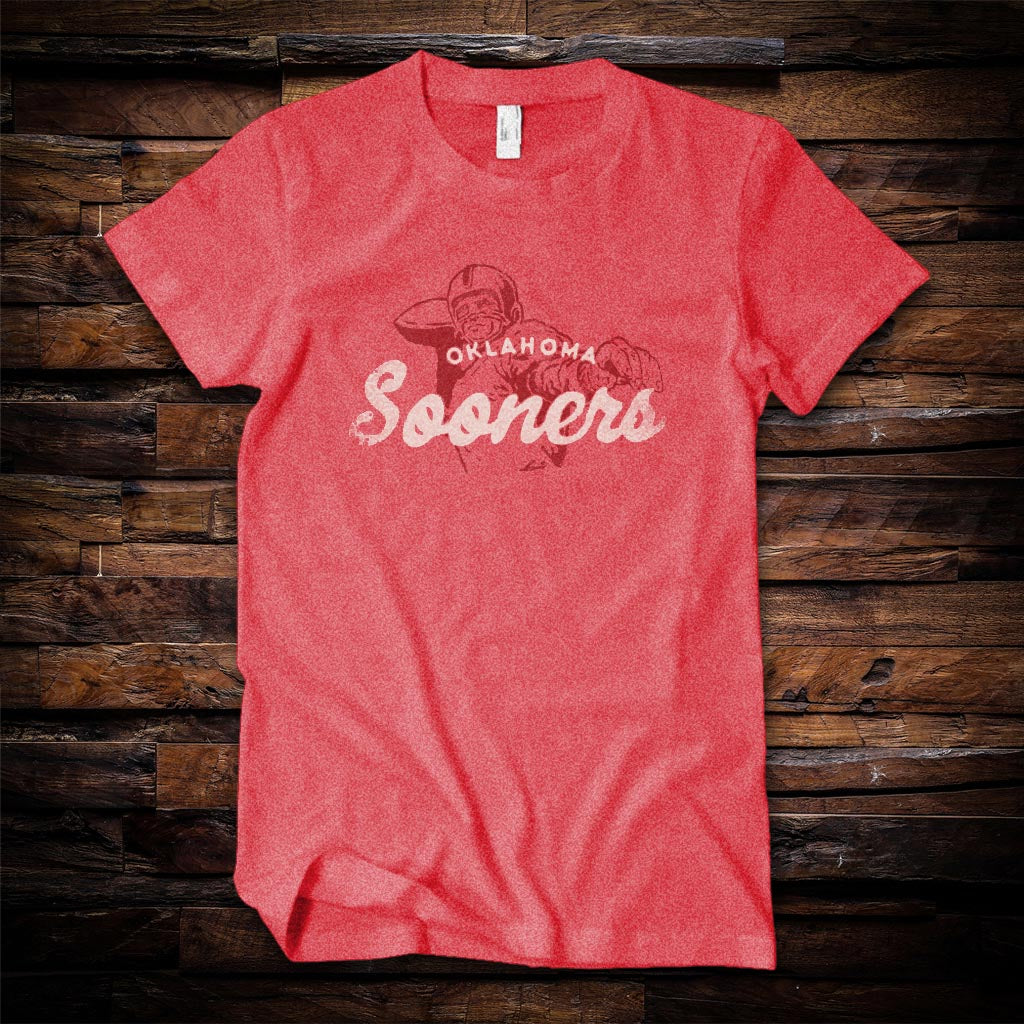 new product 7fdd2 b3828 Oklahoma Sooners Vintage T-Shirts | OU T-Shirts and Apparel ...