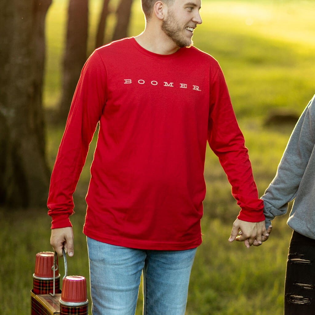 BOOMER Long Sleeve Tee