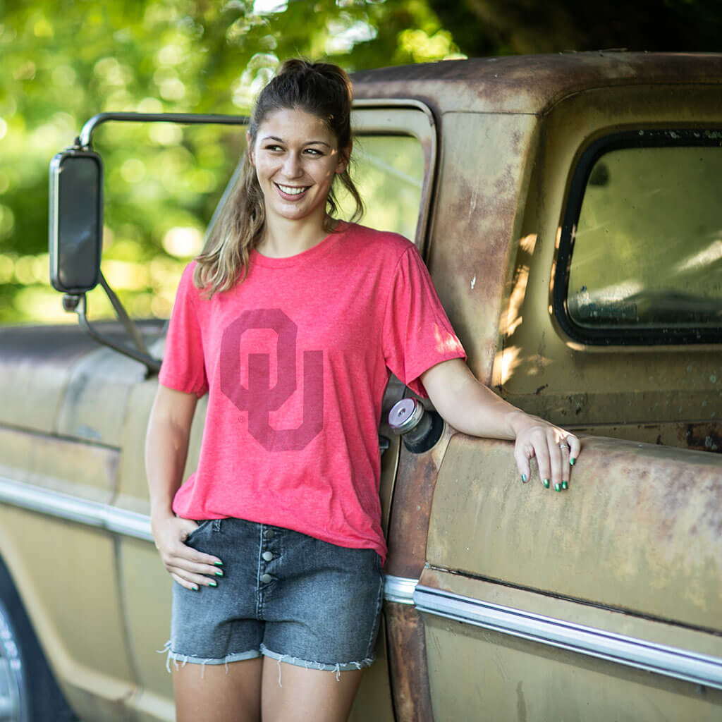 OU graphic tee