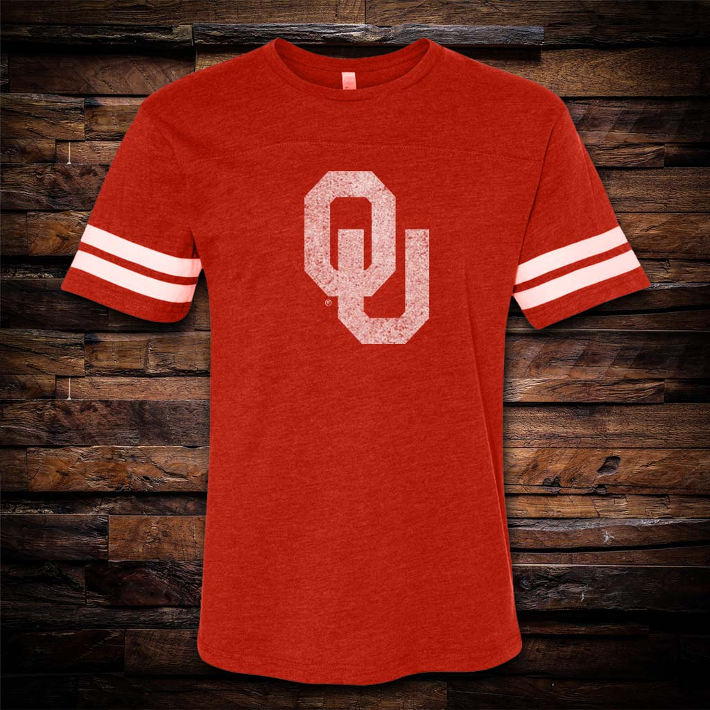 University of Oklahoma vintage apparel