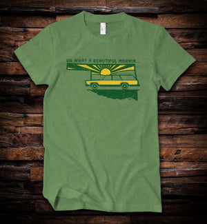Sunrise Wagon Tee