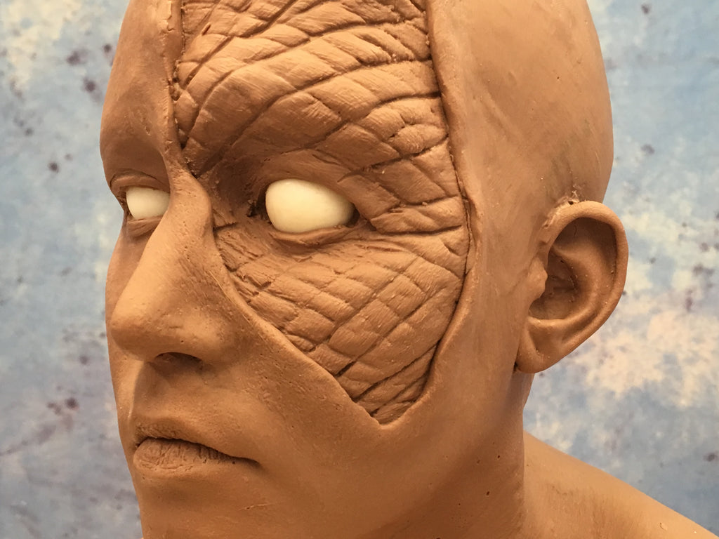 Eye forms for Silicone Busts